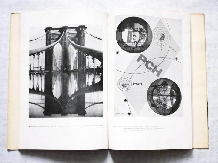eine Seite aus Franz Roh - Foto-Auge, Oeil et Photo, Photo-Eye, Preis 500-1000 Euro http://josefchladek.com/book/franz_roh_-_foto-auge_oeil_et_photo_photo-eye