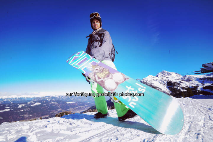 DocLX, University of snow, Nassfeld, Snowboarder