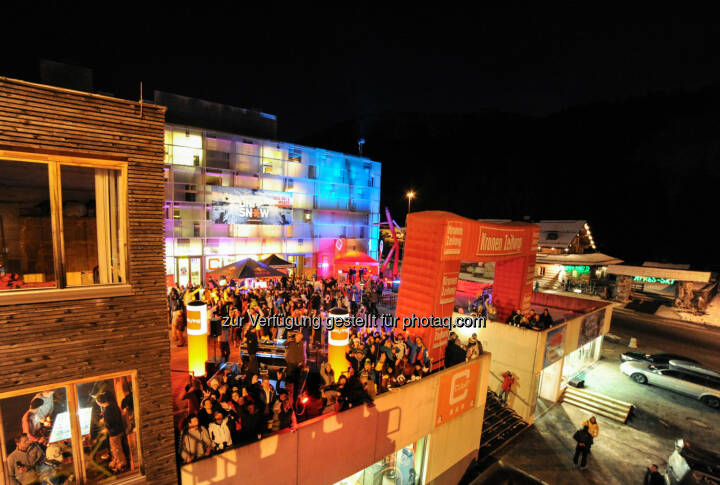 DocLX, University of snow, Nassfeld, Party