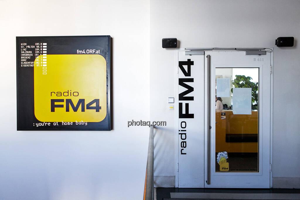FM4, Radio FM4, © Martina Draper (15.12.2012)