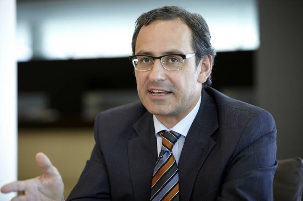 Michael Grahammer, Vorstandsvorsitzender der Hypo Vorarlberg, auf die Veröffentlichung von Ergebnissen der Wyman-Studie zur Hypo Alpe Adria: Spekulation um Insolvenz der Hypo Alpe Adria schadet der Republik (13.12.2013)