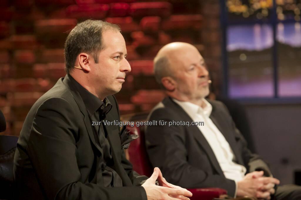 Daniel Mattes, Hansi Hansmann © Gerry Frank Photography 2013 (18.12.2013)