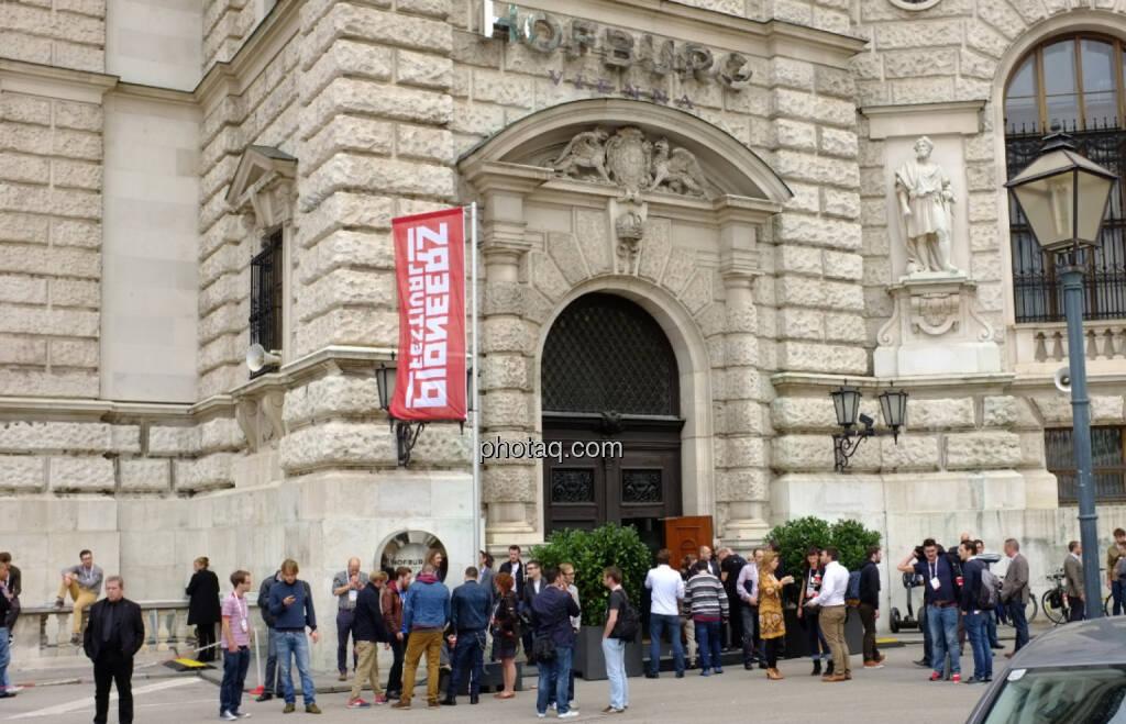 Pioneers Festival 2013 - Hofburg (21.12.2013)