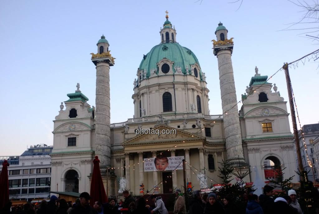 Karlskirche (22.12.2013)