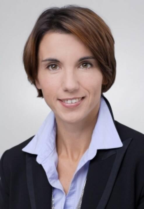 Alexandra Baldessarini, Volksbank Investments (4.Jänner), finanzmarktfoto.at wünscht alles Gute!
