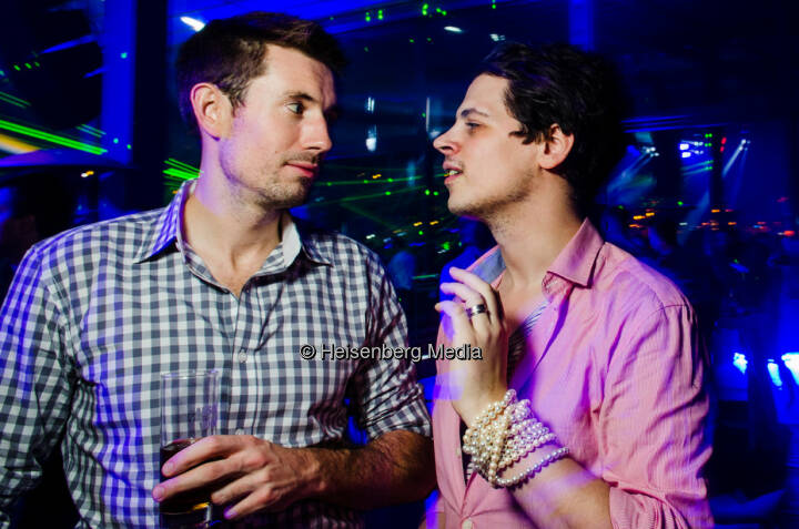 Andy McLoughlin and Milo Yiannopoulos – Webit Congress – Istanbul, Turkey, November 6, 2013