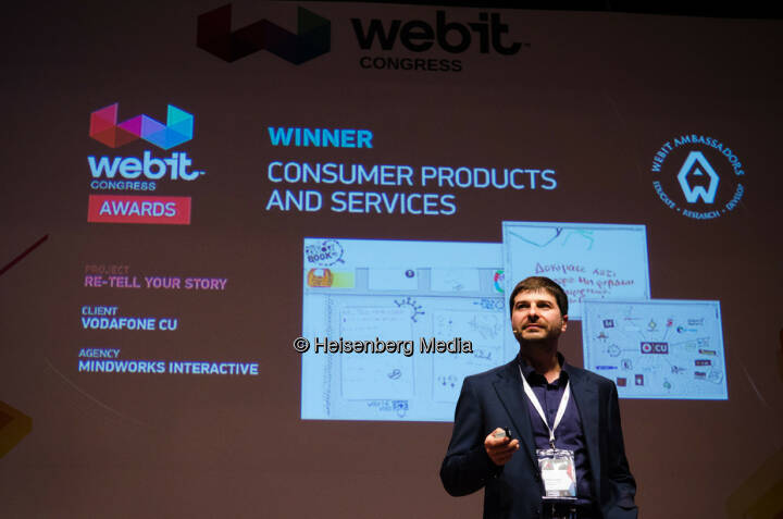 Plamen Russev – Webit Congress – Istanbul, Turkey, November 6, 2013