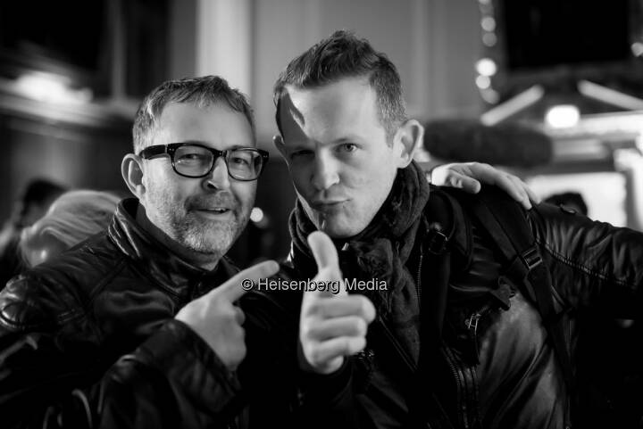 Mike Butcher and Dan Taylor – f.ounders – Dublin, Ireland, November 2, 2013