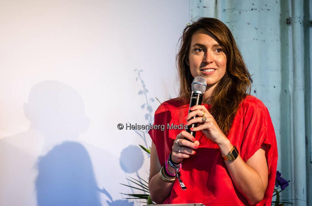 Courtney Boyd Myers – Tech Open Air Berlin – Berlin, Germany, August 1, 2013, © Heisenberg Media (05.01.2014)