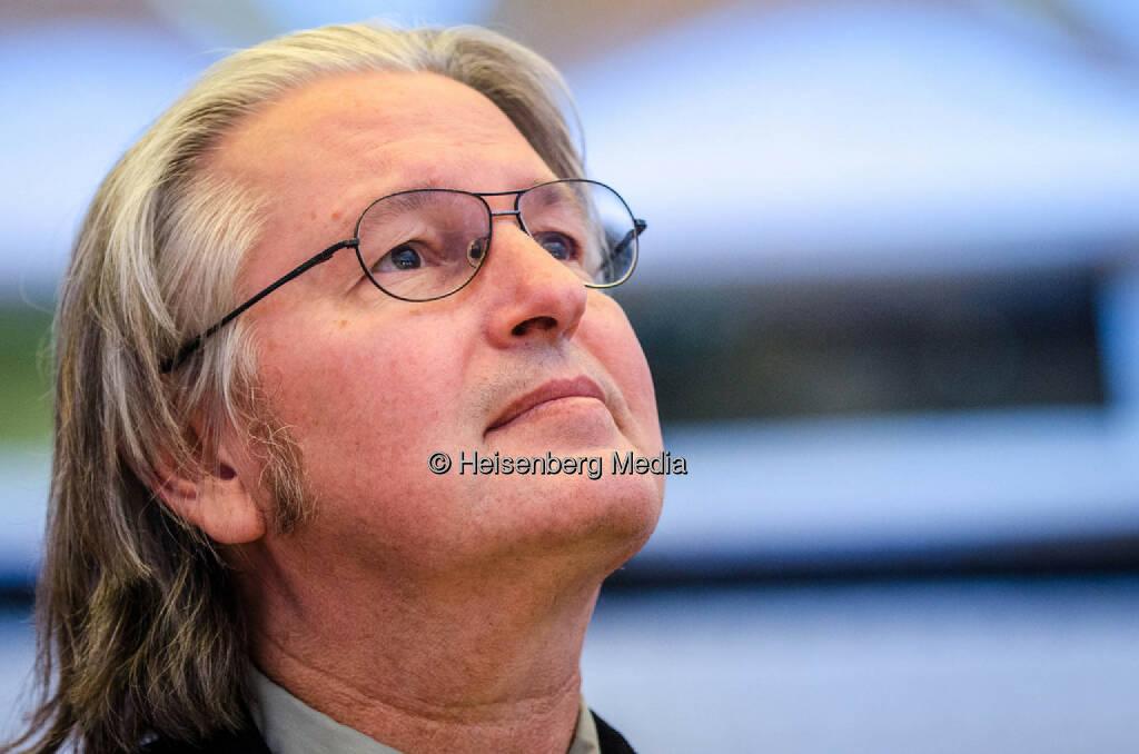Bruce Sterling – NEXT Berlin – Berlin, Germany, April 23, 2013, © Heisenberg Media (05.01.2014)