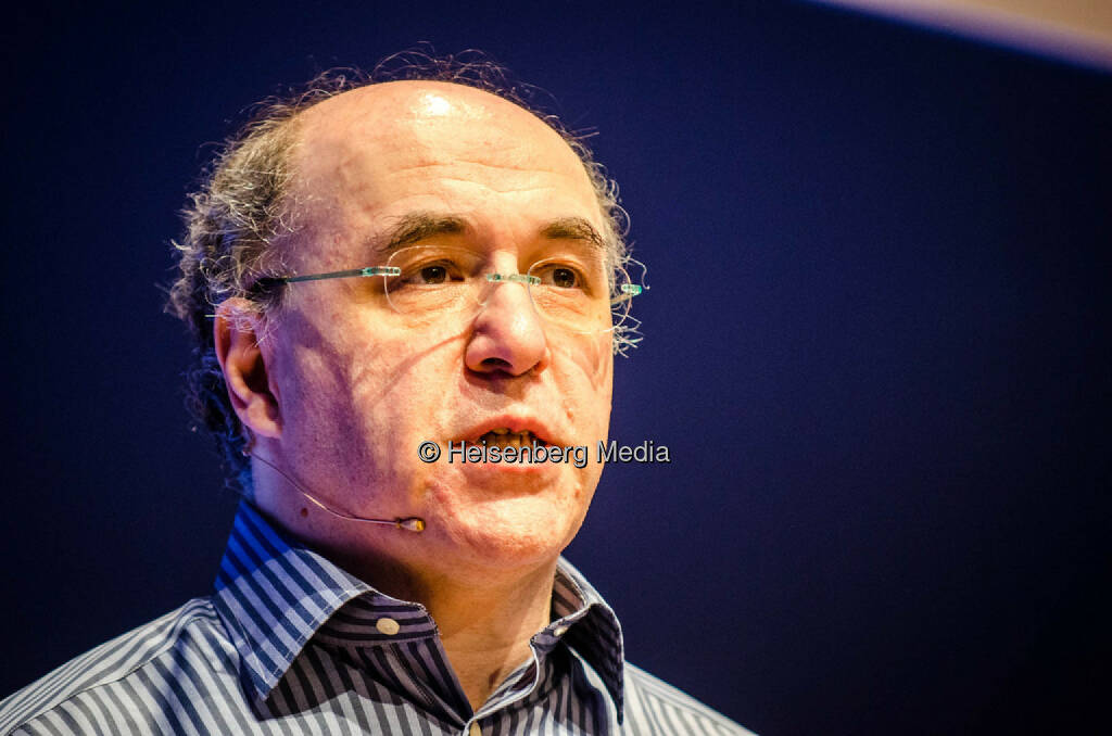 Stephen Wolfram – NEXT Berlin – Berlin, Germany, April 23, 2013, © Heisenberg Media (05.01.2014)