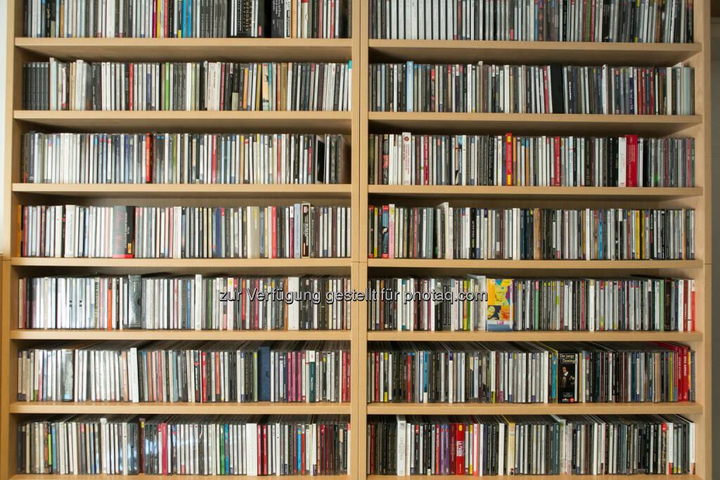 CD, Musik, Regal, © Martina Draper (10.01.2014)