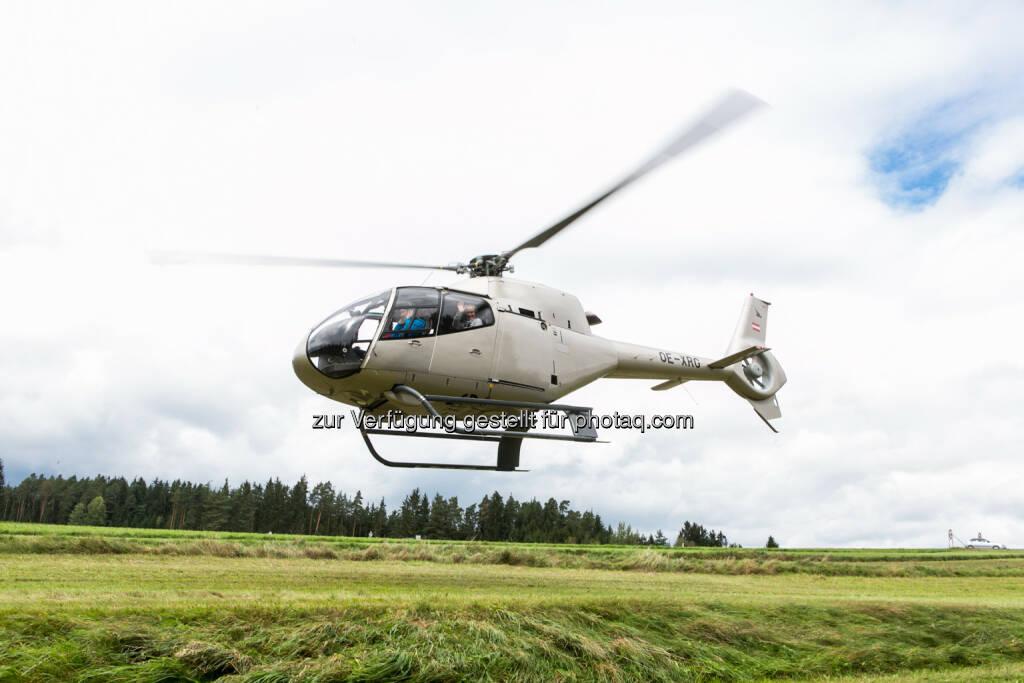 Hubschrauber, abheben, Ablug, aufsteigen, © Martina Draper (10.01.2014)