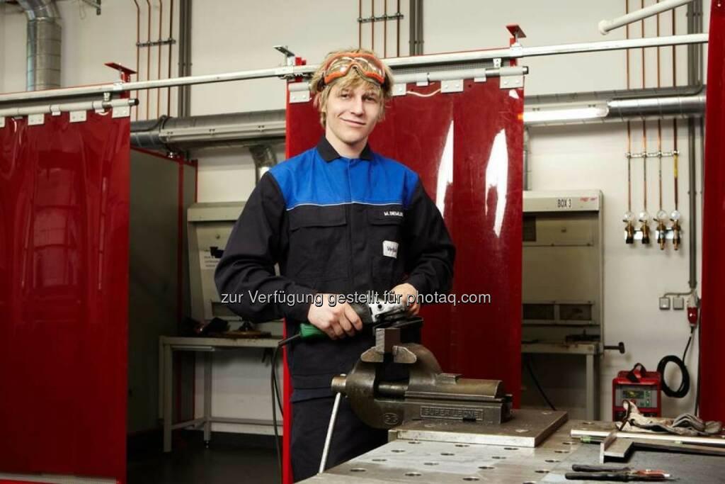 Verbund-Schnuppertag für Lehrlinge: Kraftwerker ist ein spannender Beruf. Die nächste Gelegenheit für Neugierige gibt es am 16. Jänner 2014! http://goo.gl/fw2uX1 (11.01.2014)