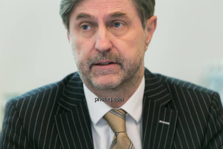 Bruno Ettenauer, Vorstandsvorsitzender der CA Immo (CEO)