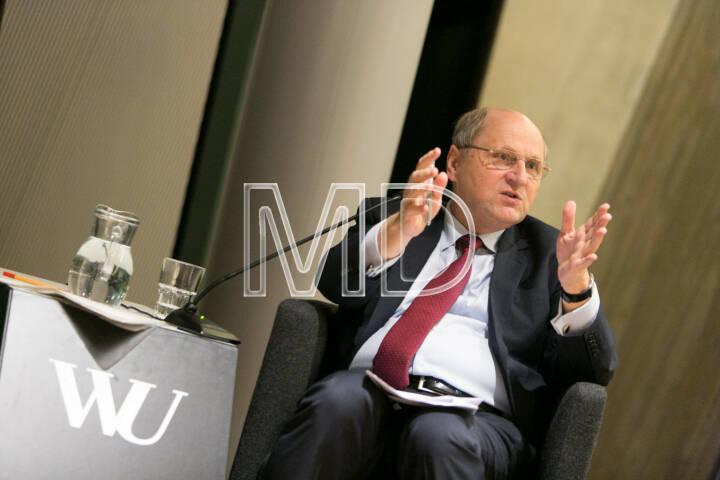Christoph Badelt, Rektor der Wirtschaftsuniversität Wien