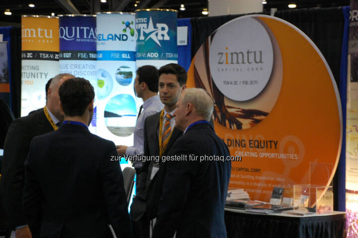 Booth 1203 - Zimtu Capital Corp.
