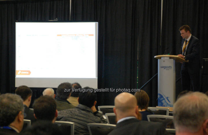 "Derek Hamill of Zimtu Capital Corp. Presents ""Canadian Uranium Exploration and the Athabasca Basin"" at the Vancouver Resource Investment Conference"