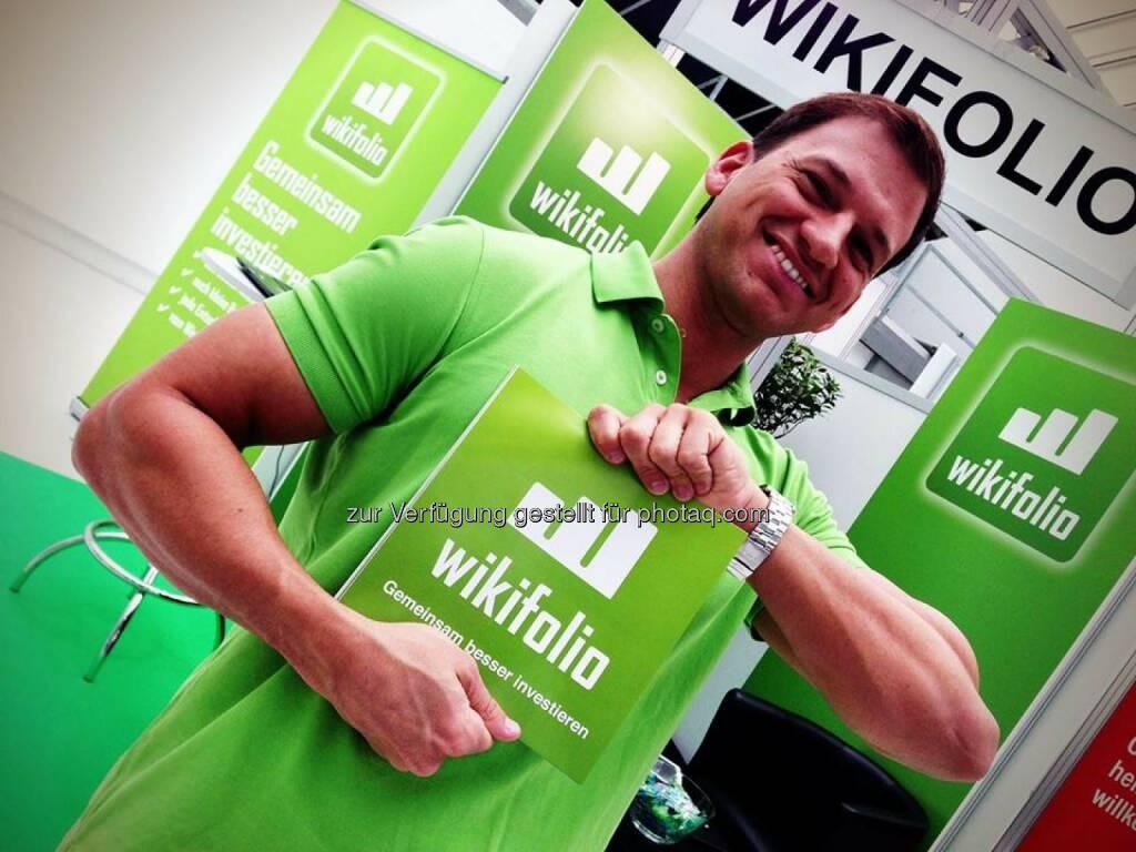 wikifolio-Webinare: Was ist Social Trading? Wie investiere ich in wikifolios? Wie finde ich die besten Trader? Diese Fragen beantwortet Robert auf jeden Fall und immer wieder http://www.wikifolio.com/de/Events (22.01.2014)