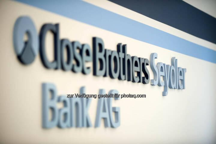 Close Brothers Seydler Bank AG, Firmenlogo