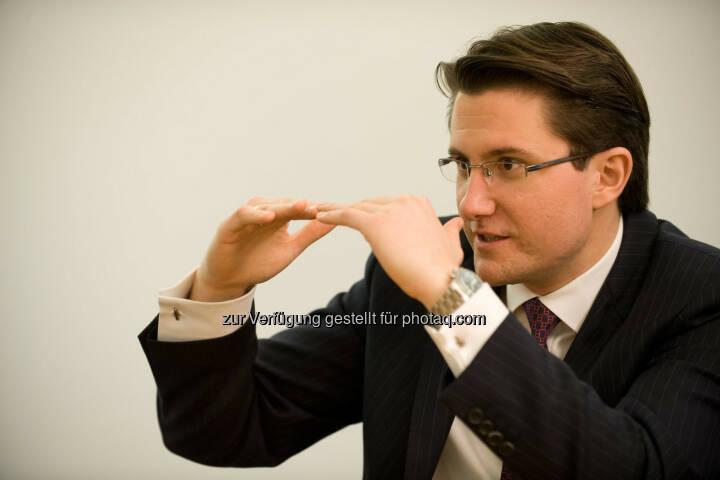 René Parmantier, CEO / Vorstand Markets (Close Brothers Seydler Bank AG)
