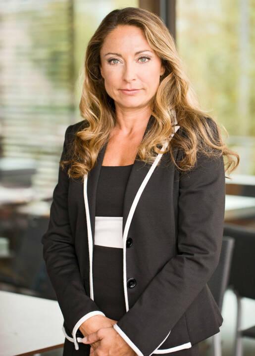 Marion Maurer, Director of Human Ressources McDonald's Österreich
