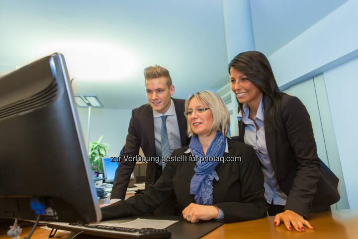 Erste Bank sucht Lehrlinge (Bild: Erste Bank)