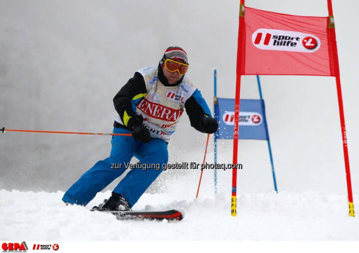 Sporthilfe Charity Race. Bild zeigt Andreas Gruenbichler. Foto: GEPA pictures/ Harald Steiner