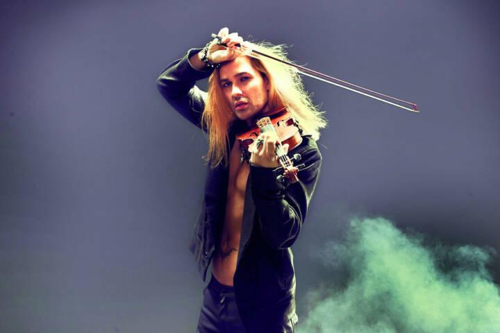 David Garrett Crossover Tour 2014: am 26. Mai in Wien (C) Comcat