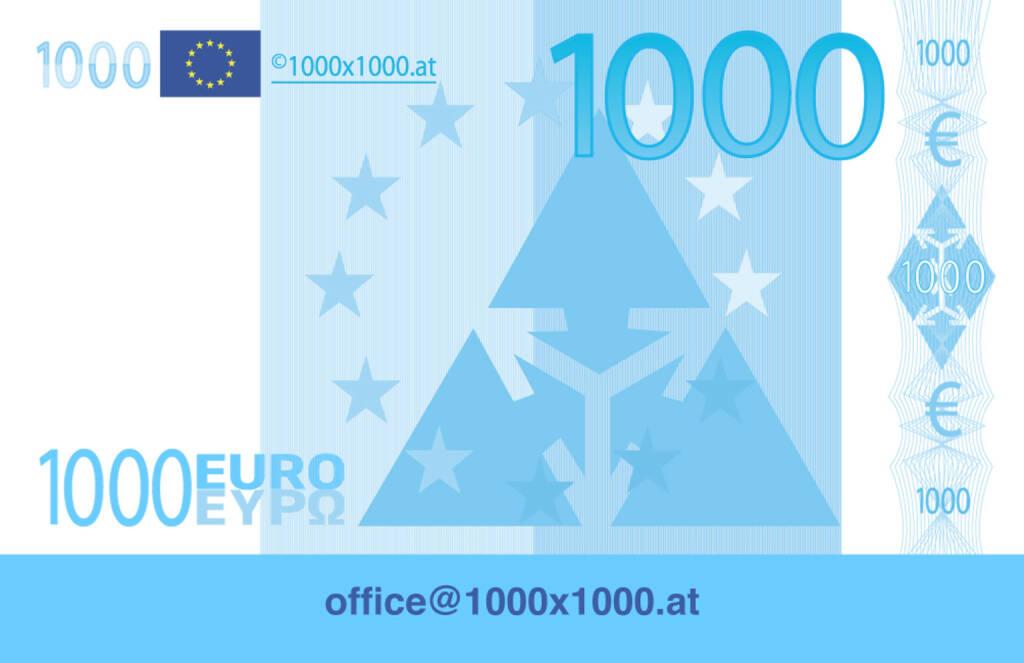 Die Crowdinvesting Plattform 1000x1000.at zündet die nächste Stufe in der internationalen Entwicklung und bindet dabei vor allem die Crowd als Miteigentümer der 1000x1000 Crowdbusiness GmbH ein. Ab100 Euro kann jeder Österreicher nun Miteigentümer der 1000x1000Crowdbusiness GmbH werden. Mehr dazu: https://1000x1000.at/ (30.01.2014)
