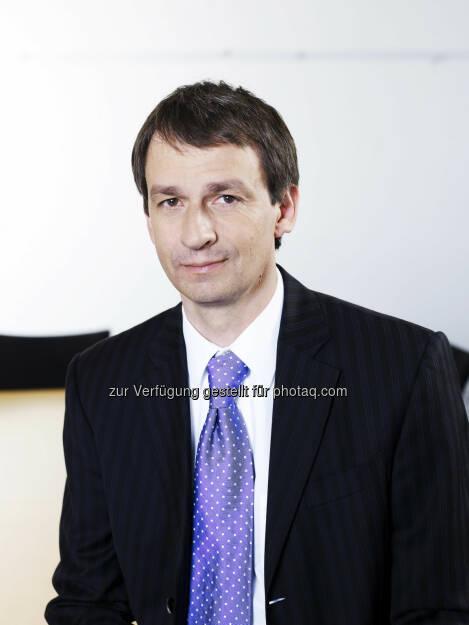 Ralf Schneider verantwortet ab sofort die Konzernleitung des Geschäftsfelds Development der CA Immo (03.02.2014)