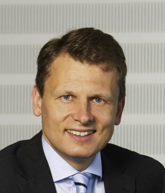 Ralf Cramer, Mitglied des Vorstands. Verantwortlich fuer den Markt China., © Continental AG (Homepage) (03.02.2014)