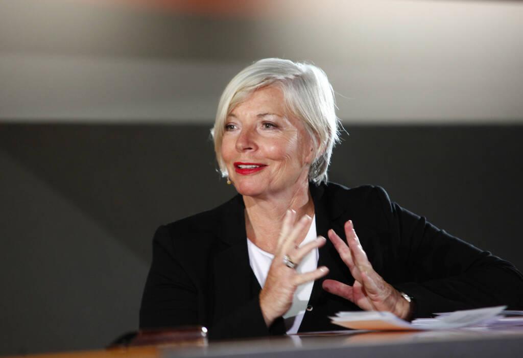 Elke Strathmann, Continental-Personalvorstand , © Continental AG (Homepage) (03.02.2014)