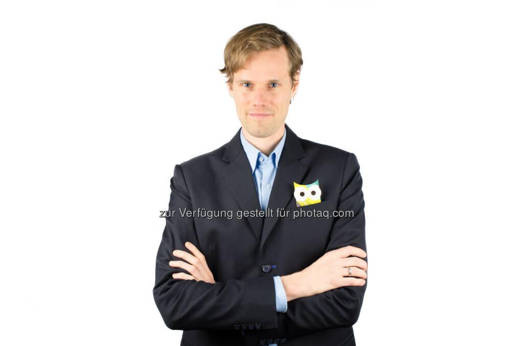 Geschäftsführer wogibtswas.at Oliver Olschewski. Das Angebots- und Schnäppchenportal der Styria Media Group, steht seit 1.1.2014 unter seiner Führung. (04.02.2014)