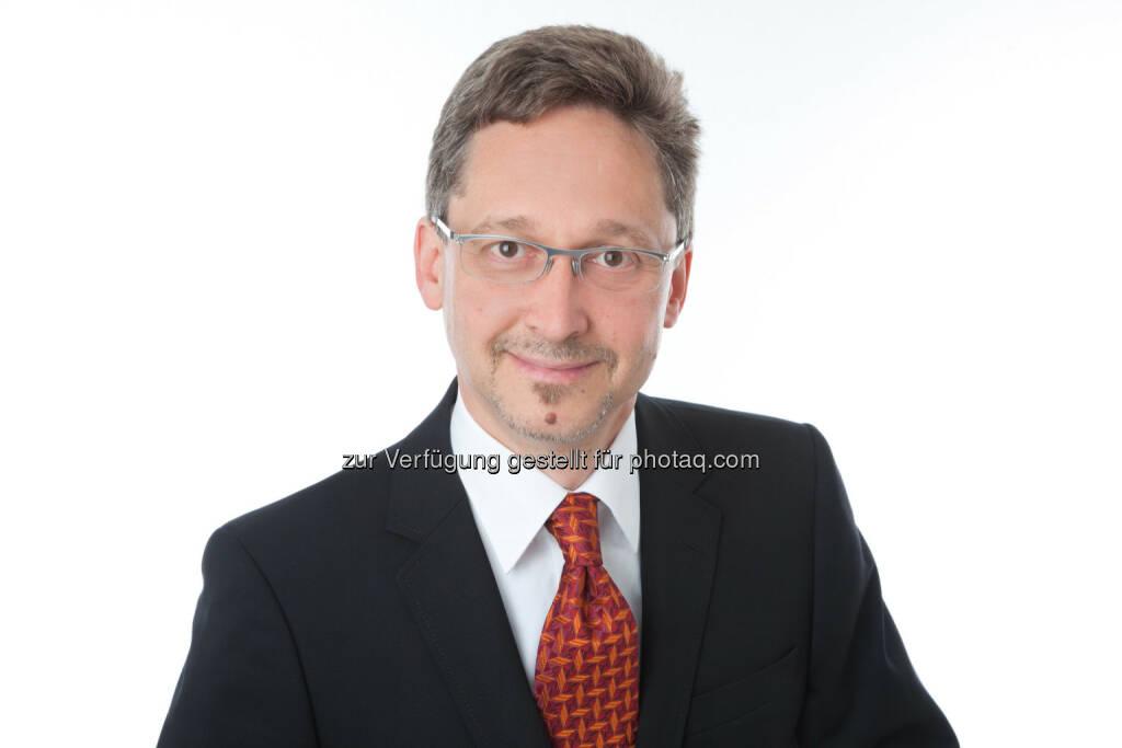 Sven Klaus-Dieter Elbl, neuer Geschäftsführer Info-Techno Baudatenbank (Mondsee b. Salzburg), Fotocredit: Weka Holding (04.02.2014)