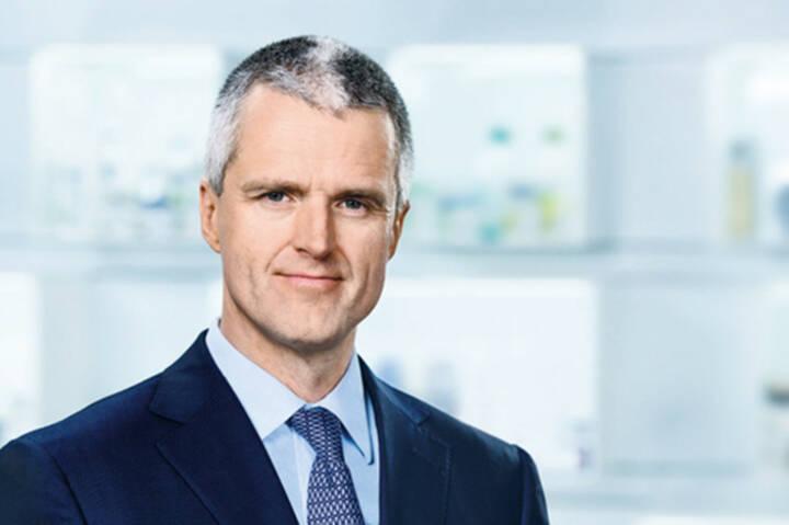 Vorstandsvorsitzender Stefan F. Heidenreich, Beiersdorf