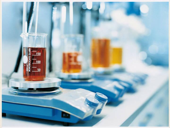 F & E im Labor, Beiersdorf