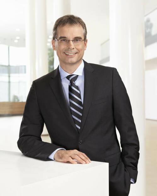 Ralph Gusko, Mitglied des Vorstands, Beiersdorf, © Beiersdorf AG (Homepage) (06.02.2014)