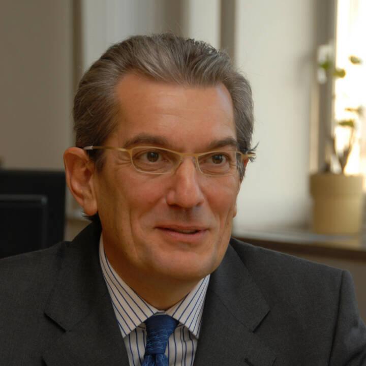 Erwin Faust, Vorstandsmitglied, Aurubis AG