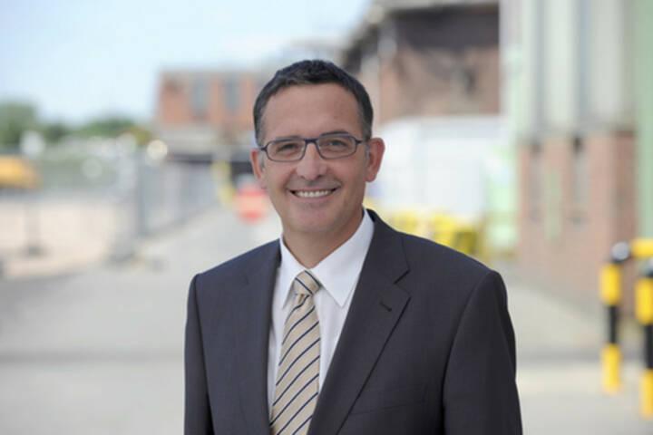 Peter Willbrandt, Vorstand Aurubis AG