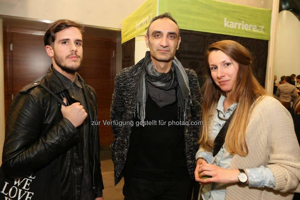 Amir Tavakolian (Bild: Katharina Schiffl) (10.02.2014)