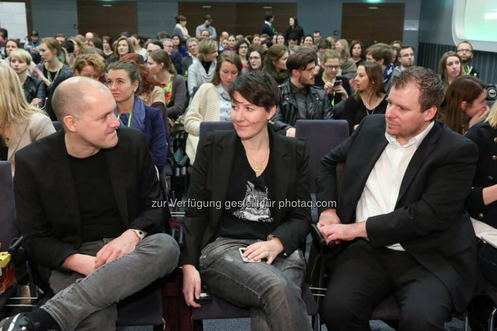 Dani Terbu, Dieter Zirnig (Bild: Katharina Schiffl) (10.02.2014)