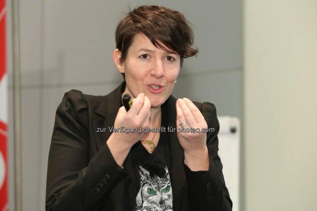 Dani Terbu (Bild: Katharina Schiffl) (10.02.2014)