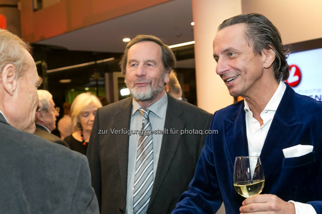 Engelbert Washietl, Christian Rainer (profil), © Der österreichische Journalist/APA-Fotoservice/Schedl (13.02.2014)