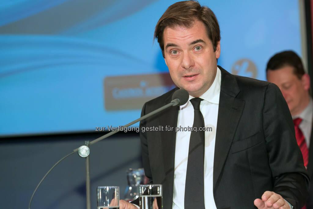 Rainer Nowak (Presse), © Der österreichische Journalist/APA-Fotoservice/Schedl (13.02.2014)