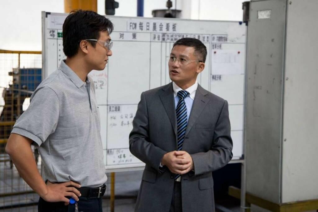 Die Produktion bei der neuen voestalpine Profilform China in Suzhou läuft im März 2014 an. Erfahren Sie mehr: http://bit.ly/1m7Y8mu  (14.02.2014)