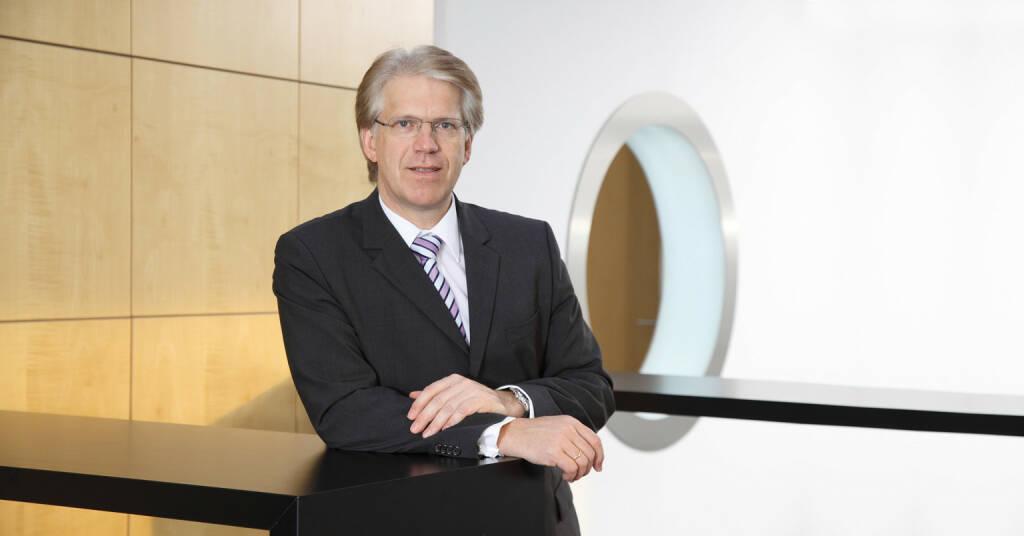 Dieter Manz, Vorstandsvorsitzender Manz AG, © Manz AG (Homepage) (14.02.2014)