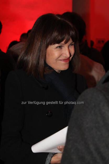 Birgit Kuras (Wiener Börse), © Wiener Börse AG (15.12.2012)