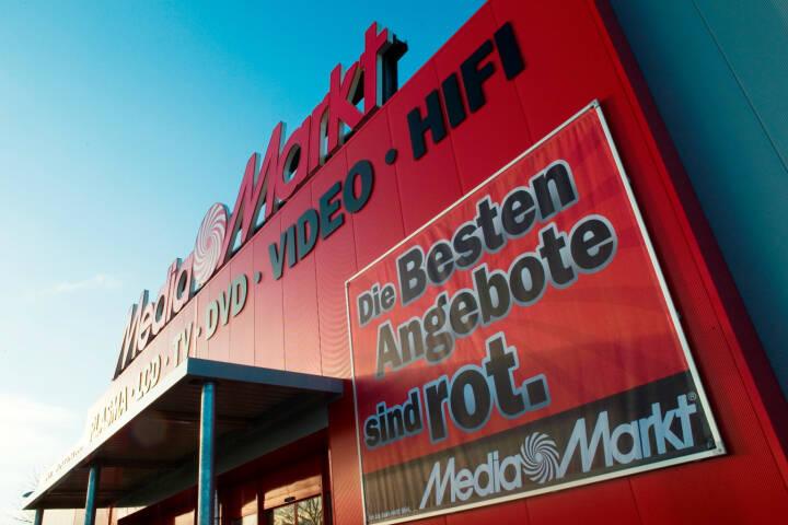 Media Markt in Henstedt-Ulzburg, Metro Group