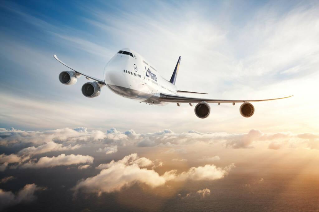 Air-to-air Motiv der Lufthansa 747-8 Intercontinental, © Photographer: Jens Görlich, © Lufthansa AG (Homepage) (17.02.2014)